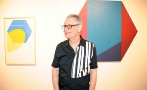 """Tuneu e coletiva """"Um ensaio sobre o desenho"""" na Galeria Raquel Arnaud"""