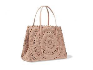 Desejo do Dia: vejo flores em você com a nova bolsa Azzedine Alaïa
