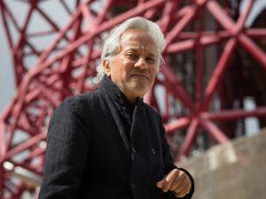 Anish Kapoor vai doar prêmio de US$ 1 milhão em prol dos refugiados