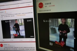 Vídeo com neta de Trump viraliza na China e ajuda na diplomacia