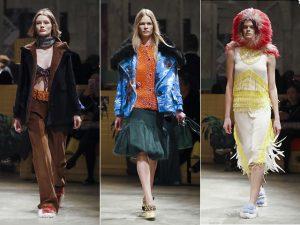 Prada e Versace derrubam barreiras e encorajam diversas formas de expressão