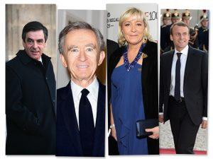 Para homem mais rico da França, Marine Le Pen não será eleita