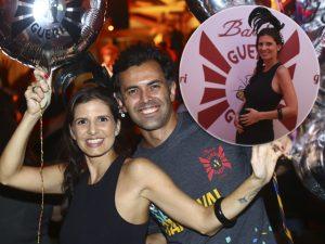 Fernanda Suplicy e Sergio Morisson esperam pelo primeiro filho