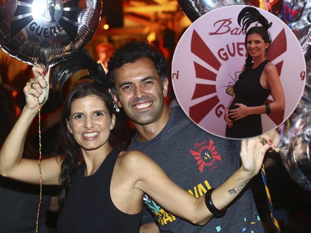 Fernanda Suplicy e Sergio Morrison    Créditos: Francio de Holanda/Divulgação