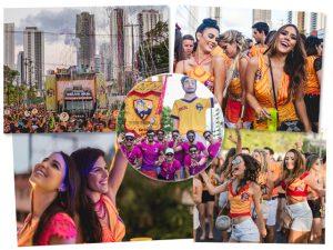 Carvalheira arma esquenta de Carnaval no Recife com o bloco Fika Trankili