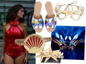 Produtos para quem quer produzir fantasias de Carnaval com apelo fashion