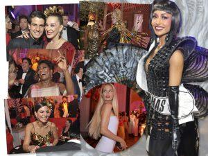 Modernidade e tradição caminharam juntas no Baile do Copa. Vem!