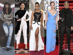 5 famosas que esbanjam estilo e truques para se vestir como elas. Aqui!