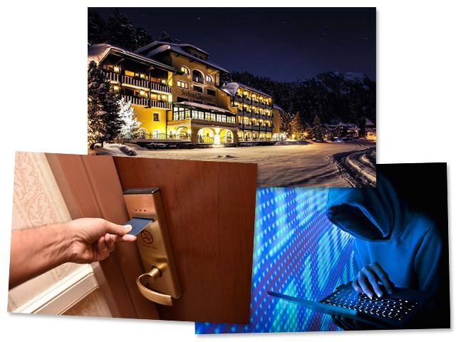 O Romantik Seehotel Jägerwirt, na Áustria: alvo de hackers