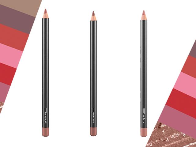 Lápis de boca MAC nos tons Spice, Subculture e Hover - RS72 + maccosmetics.com.br