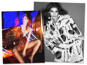 Transexual brasileira é capa da edição de março da Vogue Paris