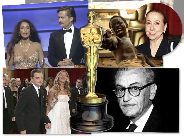 O Brasil já teve grandes momentos no Oscar || Créditos: Getty Images/Reprodução