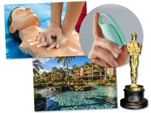 De vibrador a fim de semana no Havaí: os itens da gift bag do Oscar deste ano