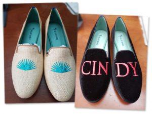Cindy Crawford dá pinta no Instagram com loafer de marca brasileira