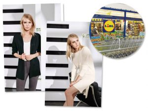Rede de supermercados alemã Lidl estreia no segmento de fast-fashion