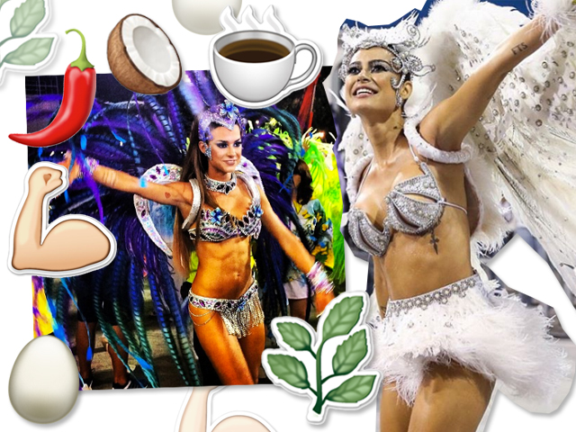 Para chegar no Carnaval com o tanquinho da Thaila Ayala, siga essas dicas || Créditos: Reprodução Instagram/Divulgação