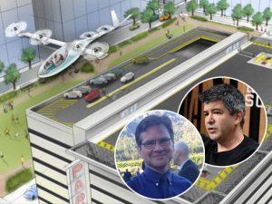 Uber contrata engenheiro da Nasa para tocar projeto de carro voador
