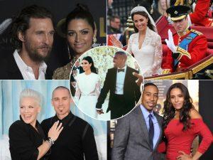 Só love: confira os pedidos de casamento mais originais dos famosos