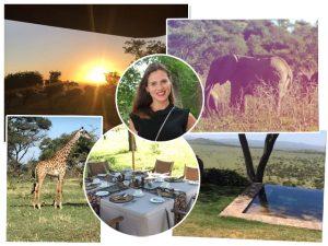 Safári glamurette! Os cliques da viagem para o Quênia de Maythe Birman