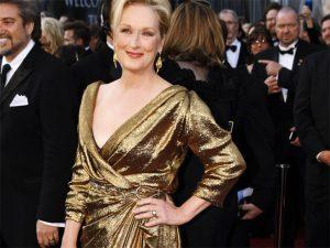 Meryl Streep desiste de vestido Chanel para o Oscar porque maison não pagou para usá-lo