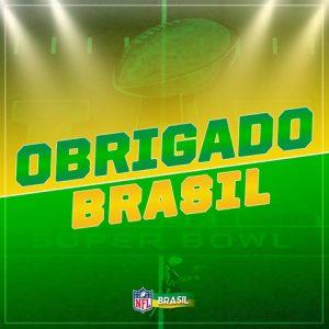 De olho no Brasil, NFL agradece aos fãs do país no Facebook