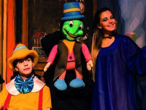 Carnaval é tema de peças no Projeto de teatro para glamuzinhos do Iguatemi São Paulo