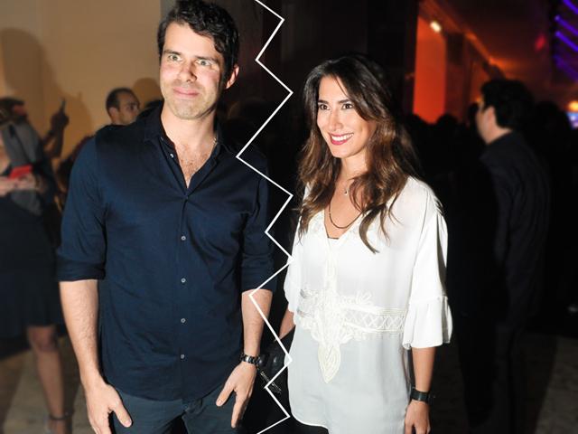 Luis Guilherme Pinheiro e Cynthia Landsberger    Créditos: Paulo Freitas