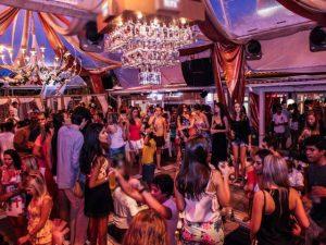 Música eletrônica dita o ritmo do Carnaval em Jurerê Internacional