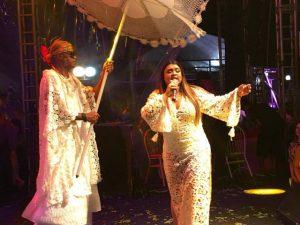 Cortejo Afro homenageia Gilberto Gil e Preta vai ao ensaio