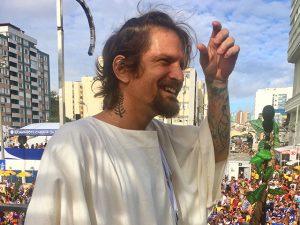 Com três shows na pipoca, Saulo fala sobre o sonhado Carnaval sem cordas