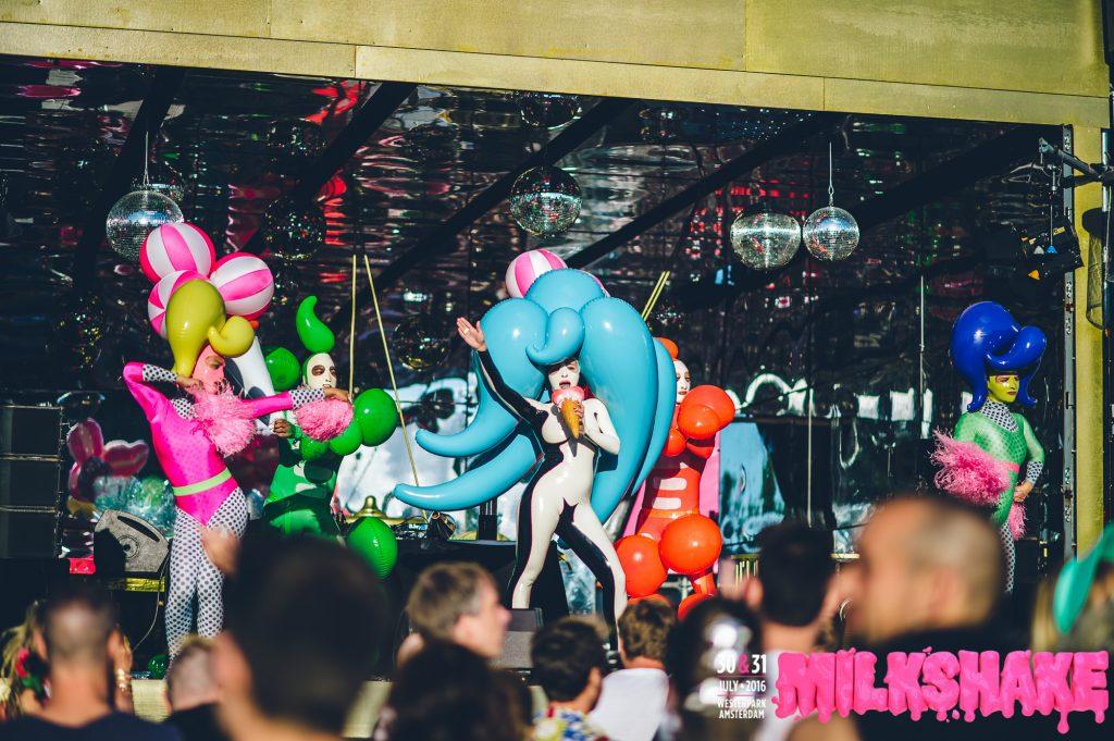 Clique da edição 2016 do festival Milkshake em Amsterdã    Créditos: Divulgação