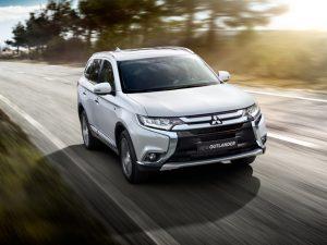 Nova versão do Mitsubishi Outlander tem luxo aliado a tecnologia e praticidade