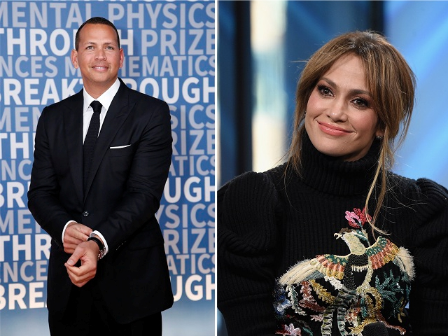 Alex Rodriguez e Jennifer Lopez || Créditos: Getty Images