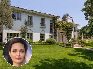 Angelina Jolie quer comprar mansão que já pertenceu a lenda de Hollywood
