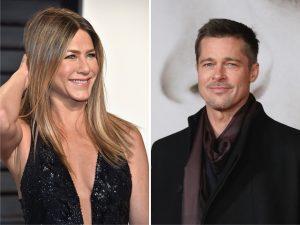 Brad Pitt e a ex Jennifer Aniston estão cada vez mais próximos. Entenda!