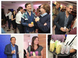 Liv Drinks refrescou os convidados do Lado B na nova Casa Glamurama