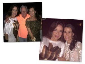 Vera Diniz abre sua casa em Trancoso para jantar pós-festival