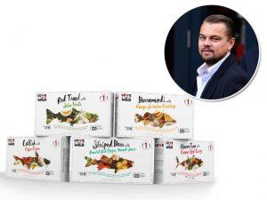 Abaixo de zero: DiCaprio investe agora em marca de alimentos congelados