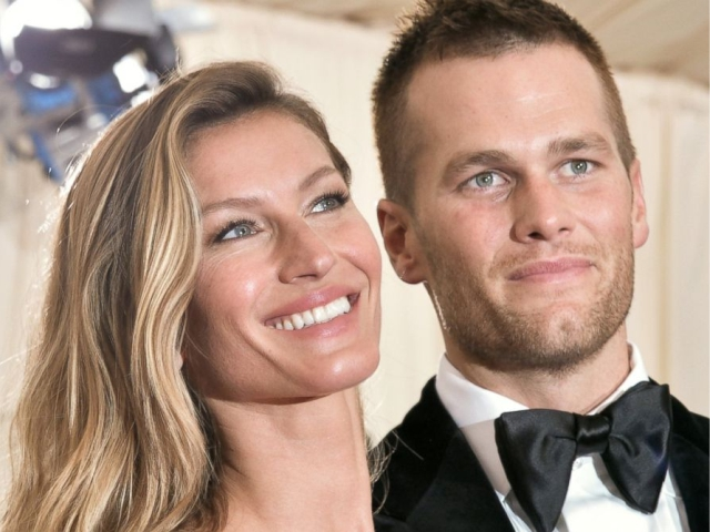 Gisele Bündchen e Tom Brady || Créditos: Getty Images