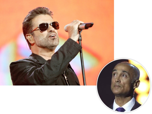George Michael e Andrew Ridgeley || Créditos: Getty Images