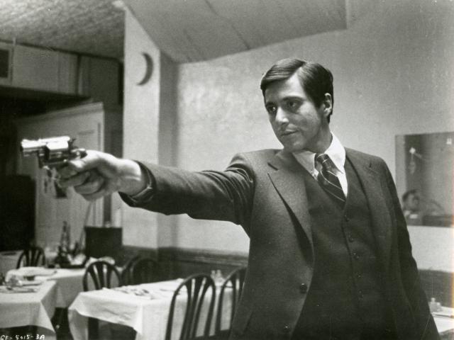 Al Pacino: o escolhido || Créditos: Reprodução