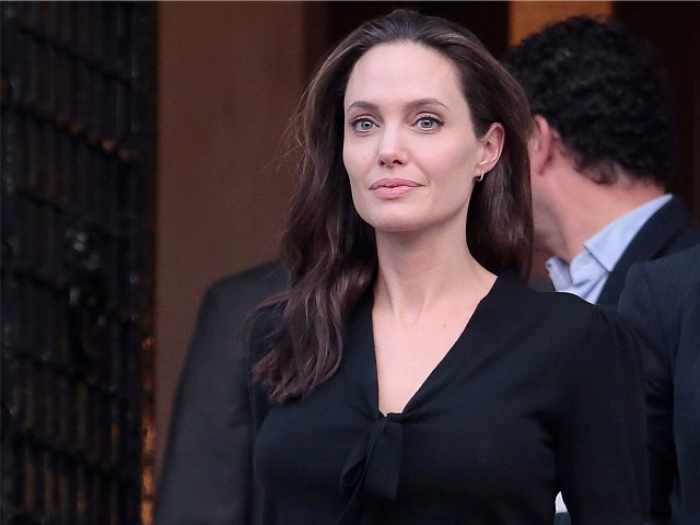 Angelina Jolie || Créditos: Getty Images