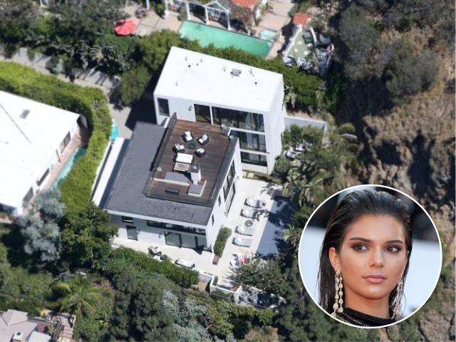 A mansão de Kendall em Hollywood Hills || Créditos: Getty Images/Reprodução