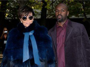 Kris Jenner, mãe de Kim Kardashian, termina namoro com assessor de Bieber