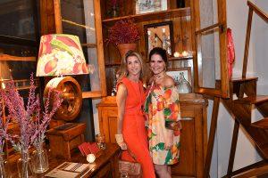 Paloma Danemberg e Isolda armam cocktail para lançar coleção em parceria
