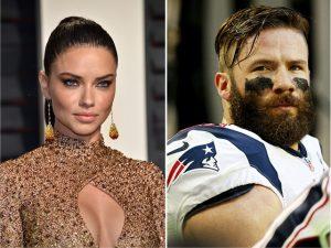 Extra! Adriana Lima termina namoro com astro do futebol americano