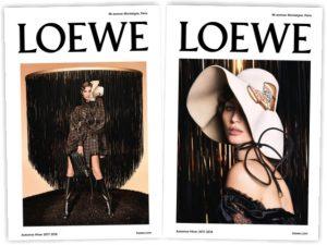 Clicada por Steven Meisel, Gisele Bündchen estrela nova campanha da Loewe