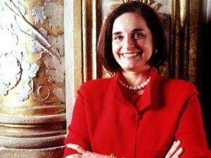 Morre a ex-embaixatriz Lucia Flecha de Lima, confidente de Lady Di