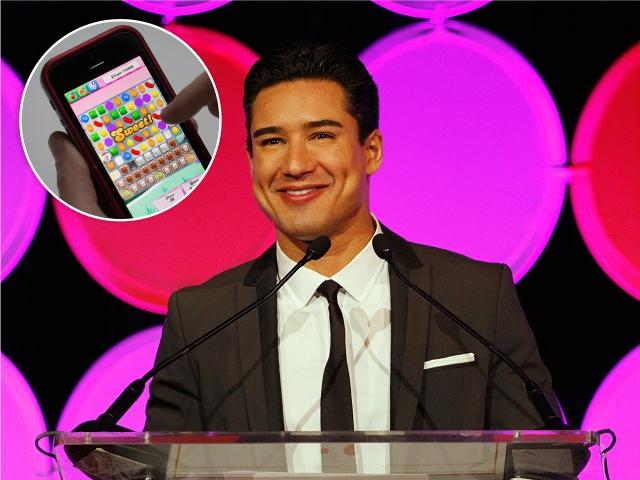 O apresentador americano Mario Lopez || Créditos: Getty Images