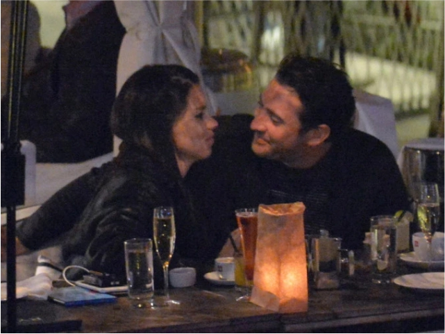 Adriana Lima e Matt Harvey em Miami || Créditos: Reprodução/New York Post